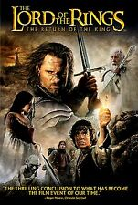 NEW DVD // The Lord of the Rings: The Return of the King  // Elijah Wood,