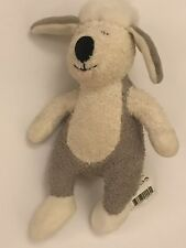Jellycat Riff Ruff Old English Sheepdog Soft Toy - New With Tag - Small