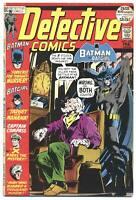 DETECTIVE COMICS #420 F/VF, Neal Adams c, Giant, Batman DC Comics 1972
