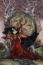 Beauty and the Beast by Amy Brown Art Print Poster 24x36 inch