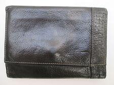 -AUTHENTIQUE portefeuille/porte-monnaie MARIANELLI cuir  TBEG vintage
