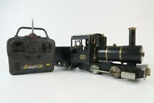 CHEDDAR MODELS LTD 16mm LIVE STEAM No.12 0-4-0 WITH RADIO CONTROL