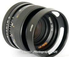 49mm Vented Lens Hood for Rollei-HFT Planar 1.8/50 Flektogon 35mm Oreston 1.8/50
