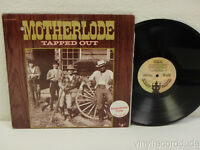 MOTHERLODE Tapped Out EX! 1970 Promo Copy LP Buddah BDS 5108 Soul Funk-Rock