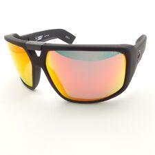 Spy Optics Touring Matte Black Happy Gray Green Red Spectra Sunglasses Authentic