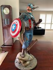 Captain America Premium Format™ Figure by Sideshow Collectibles