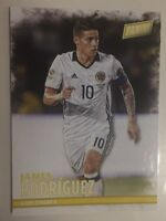2016 Panini Black Friday JAMES RODRIGUEZ # 40 COLOMBIA