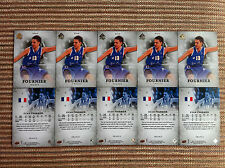 10-card Lot Evan Fournier RC France 2012-13 SP Authentic #27