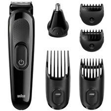 Afeitadora set de afeitado Braun MGK3020 corporal cortador de barba masculino