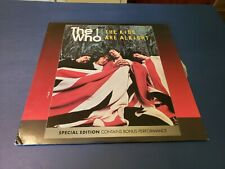 The WHO - The Kids Are Alright ~ Special Edition with Bonus Song Laserdisc