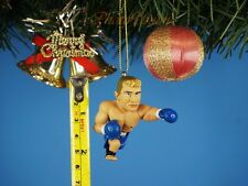 K-1 Fighters Boxing France Le Banner Decoration Xmas Tree Ornament Decor K1319 A
