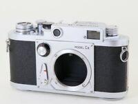 """Rare"" Minolta 35IIB. rangefinder L39 mount ""Exc+++"" From Japan#1103"