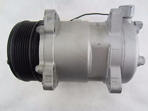 For Ford EXP 1987-1988 Luxury Coupe 1.9L A/C Compressor Sanden Remanufactured