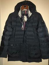 NEW Paul & Shark Yachting Jacket DARK  BLUE COMPETITION Real Feather L