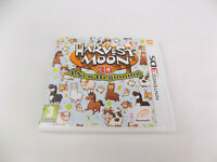 Like New Nintendo 3DS Harvest Moon 3D A New Beginning Free Postage