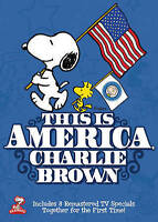 This is America, Charlie Brown: The Complete Series, New DVDs