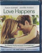 Love Happens Blu-ray Disc, 2010 Aaron Eckhart Jennifer Aniston New Sealed