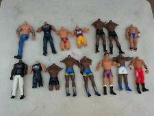 LOTTO WWE Mattel WRESTLING SUPERSTAR FIGURE PEZZI RICAMBIO SPARE PARTS