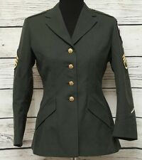 Garisson Collection by Bremen-Bowdon Woman's Military Jacket w/Indian Star Patch