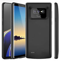 For Samsung Galaxy Note 8/9/20 Ultra 5G External Battery Charger Case Power Bank