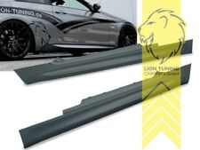 Seitenschweller für BMW E92 Coupe Sport Optik