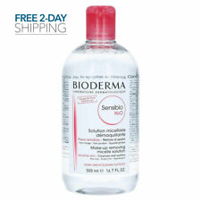 Bioderma Sensibio H2O Soothing Micellar Face Cleansing Water and Makeup Remover