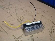Whelen 01-026A512-100 36V amber LED lamp light module [20-W.5]