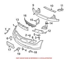 For BMW Genuine Brake Air Duct Front Right 51117898200