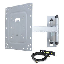 Full Motion LCD LED TV Wall Mount for LG Samsung UN32J4500 24 29 32 39 40 43 BJN