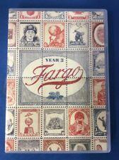 Fargo: The Complete Season 3 (Dvd, 2017, 4-Disc Set) G-1837-323-011,-016