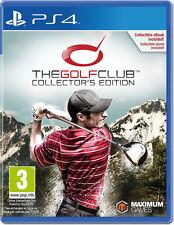 Sony PS4 Playstation 4 Spiel ***** The Golf Club Premium Edition ********NEU*NEW