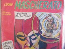 I Quaderni del Fumetto L' Uomo Mascherato n°21 1975 ed. Spada   [G319]