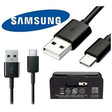 Genuine Samsung Fast Car Charger Charging Type C USB Cable For Galaxy S9 S8 A5A7