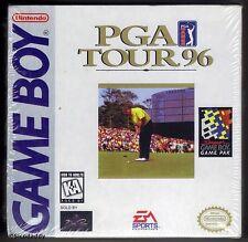 Gameboy PGA Tour 96 ( 1996) , Nintendo of America, Brand New & Factory Sealed