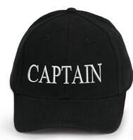 Kids Embroidery Baseball Cap Girls Boys Junior Childrens Hat Summer Black
