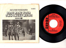 """N/SOUL.JAY & TECHNIQUES.BABY MAKE YOUR OWN SWEET MUSIC.ORIG U.S.7""""+PIC/SL.EX"""