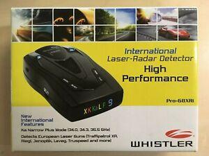 Whistler Pro-68XRi