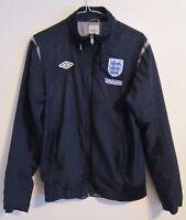England training track top jacket size M Umbro
