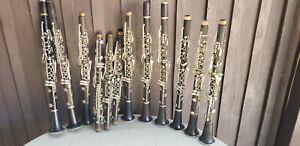 Clarinet Wood Parts