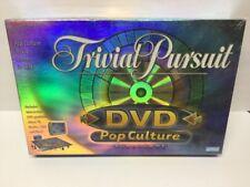2003 Trivial Pursuit DVD Pop Culture Brand New Sealed