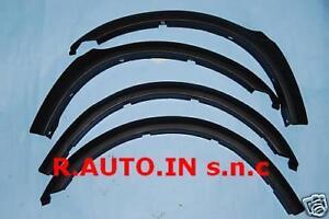 COMPATIBILE CON FIAT UNO Turbo ie - 70 SX 1989 -> SET PARAFANGHINI PASSARUOTA