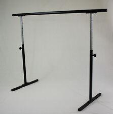 "5.5ft Ballet Barre Stand Adjustable 31-49"", 300 lb Wt Capcity, Pilate Gymnastics"