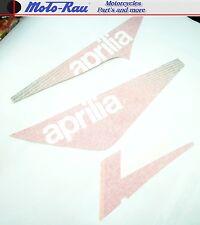 Aprilia SR 50 LC 2004 Unterverkleidung Sticker Dekorsatz Aufklebersatz grau