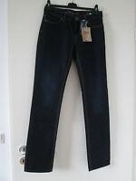 SALE - ZAGORA Jeans Hose Roxy Stretch medium dunkelblau Gr 34 36 L32 W27  NEU
