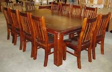 DINING SET 9 piece JAMAICA - BARGAIN - NEW - BUY NOW
