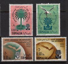 SOMALIA AFIS 1960 Anno Rifugiato MNH**