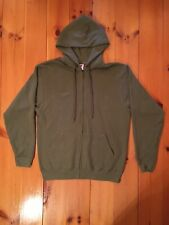 Hoodie Fruit Of The Loom Army Green Olive M