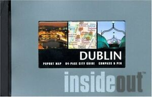 Dublin (Inside Out City Guides) by Compass Maps Paperback Book The Cheap Fast