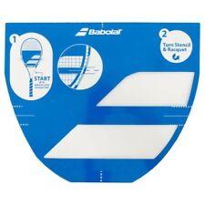 Babolat Tennis Racket String Stencil - Free P&P