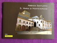 FOLDER 2017   ABBAZIA SANTUARIO SANTA MARIA DI MONTEVERGINE RARA